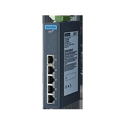 EKI-2725I-CE - 5-port Ind. Unmanaged GbE Switch W/T