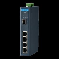 EKI-2725FI-AE - 4 GE + 1 SFP Ind. Unmanaged Switch W/T