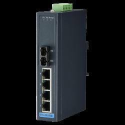 EKI-2525SI-AE - 4 + 1FX SC Single-Mode unmanaged Ethern