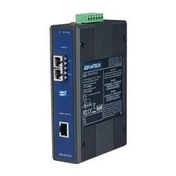 EKI-2741LX-BE - Giga Ethernet to 1000Base-LX Fiber Conv