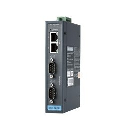EKI-1222I-CE - 2-port Modbus Gateway with Wide Temp.