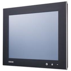 """FPM-1150G-RHAE - 15"""" XGA Ind. Monitor w/ Resistive TS (H"""