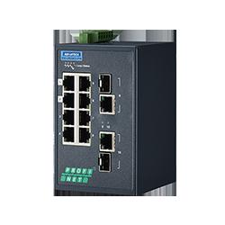 EKI-5629CI-PN-AE - 8FE+2G Ind. Switch with PROFINET