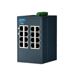 EKI-5526I-MB-AE - 16FE Ind. Switch with Modbus TCP/IP