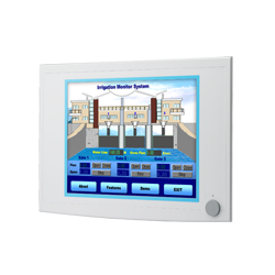 "FPM-5151G-R3BE - 15"" XGA Ind. Monitor w/ Resistive TS (C"