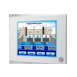 "FPM-5171G-R3BE - 17"" SXGA Ind.LED Monitor w/ Resistive T"
