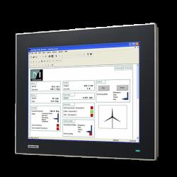 "FPM-7151T-R3AE - 15"" XGA Ind Monitor w/Resistive TS (VGA"