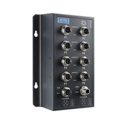 EKI-9508G-MPL-AE - EN50155 M12 8GE PoE Managed Sw