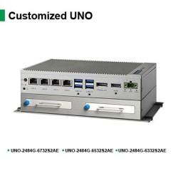 UNO-2484G-6732H5AE - UNO-2484G i7 w/extra 4 x HDMI