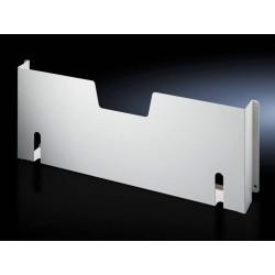 4115500 - Portaesquemas de chapa de acero para ancho de puerta 500 mm