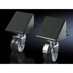 8100700 - Ruedas de transporte para montaje en zócalo VX