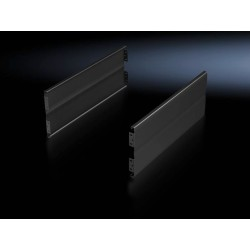 8200400 - Flex-Block trim panels 200x400 mm RAL 9005 (2 pzas)