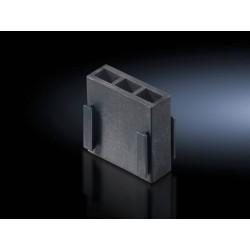 9676008 - Piezas de relleno para ranuras no utilizadas en soportes FLAT-PLS. 16pzas.