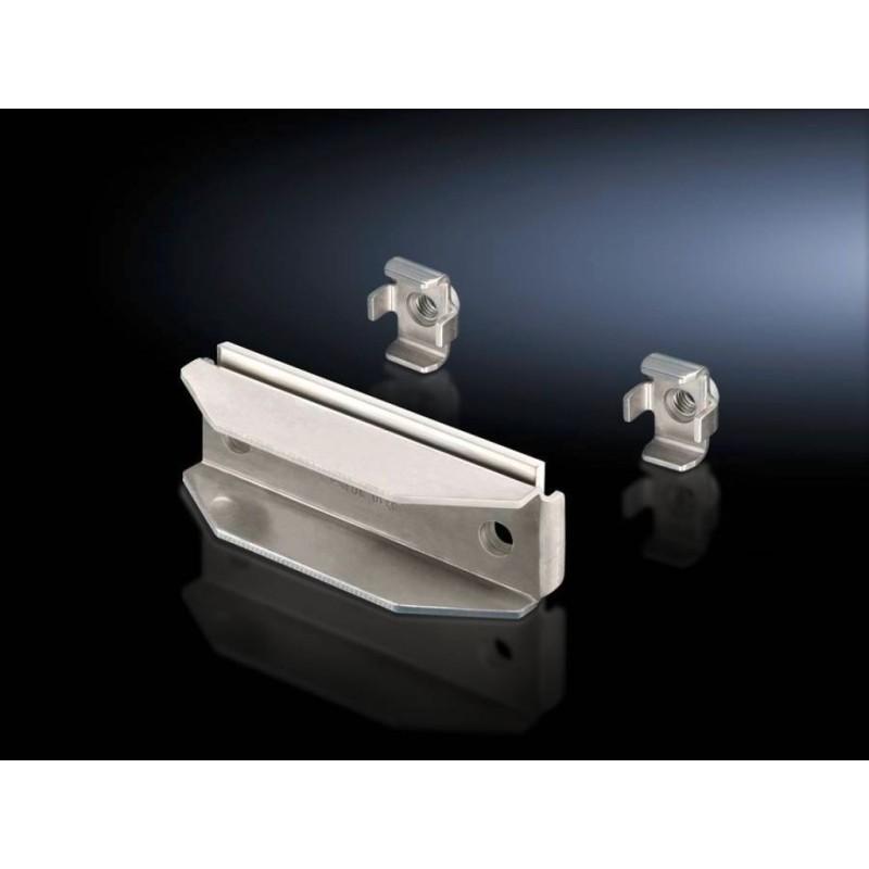 9676748 - No incluye tornillos. Aplicable para ancho de barra de 2x10x63x1mm.