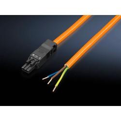 2500400-U - Cable de alimentación de 3 polos