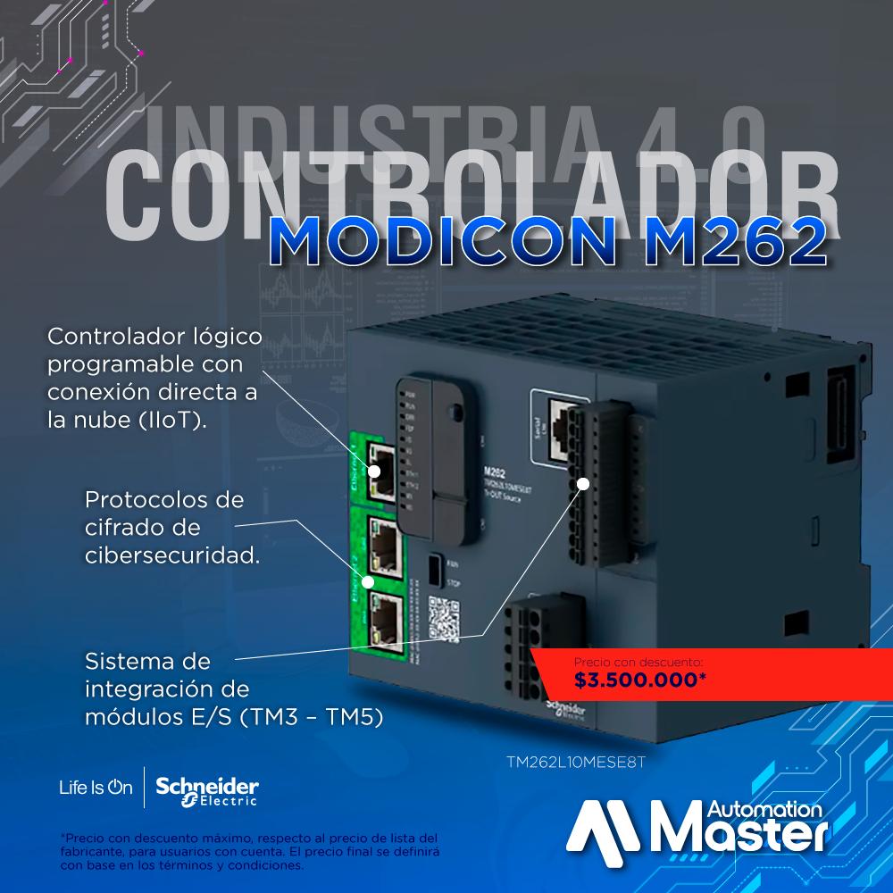 CONTROLADOR M262